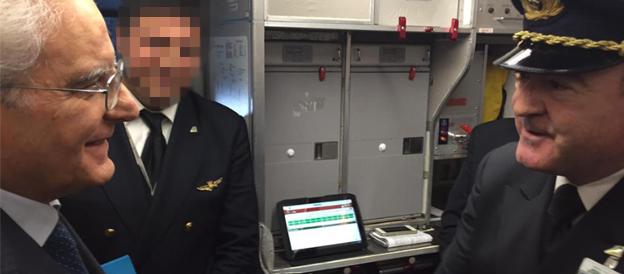 Suicida il pilota Alitalia che era stato sospeso dopo spari in casa