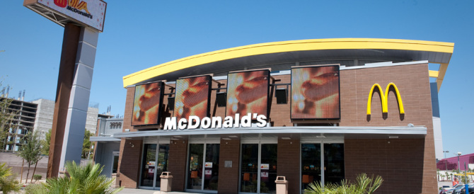 McDonald's: cura dimagrante negli Usa, ondata di chiusure mai vista
