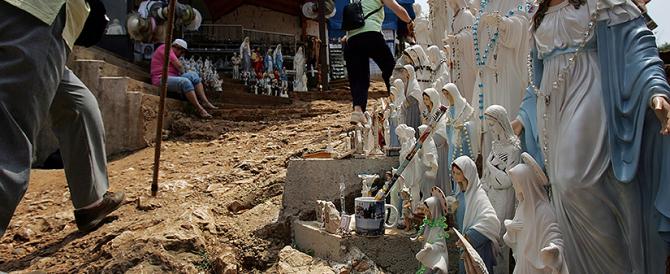 Papa Francesco boccia i veggenti di Medjugorie: «Non è fede cristiana»
