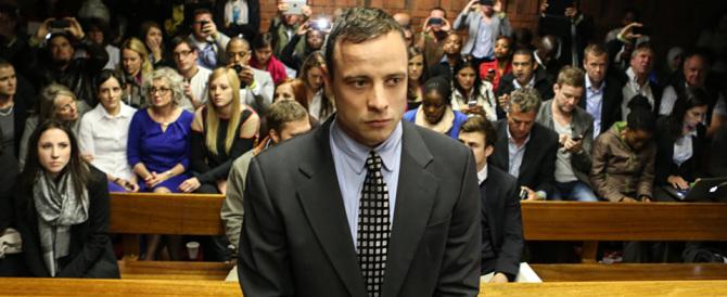 Per Pistorius poco carcere: respinto l'appello contro la condanna a soli 6 anni