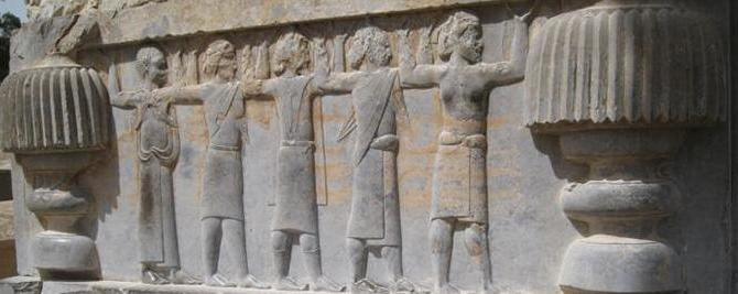 Iran, gli italiani restaureranno la tomba di Ciro il Grande a Persepoli