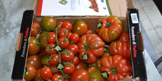 Il finto Made in Italy fa crollare i prezzi di grano e pomodori nostrani