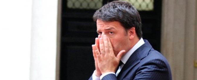 Renzi fa finta di non sentire gli schiaffi: «Andiamo avanti con determinazione»