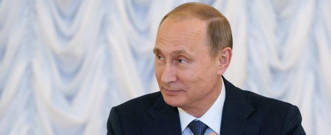 Putin alla Ue: «Con le sanzioni targate Usa perdete 100 miliardi di dollari»