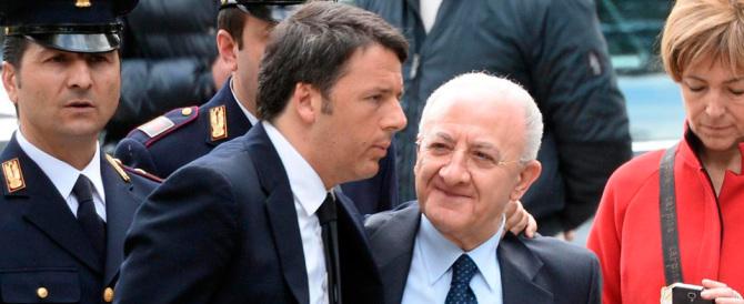 Caso De Luca, la furbata di Renzi: non applica la Severino, ma prende tempo