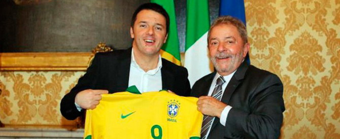 La penosa fine di Lula, icona della sinistra: barricato per non farsi arrestare