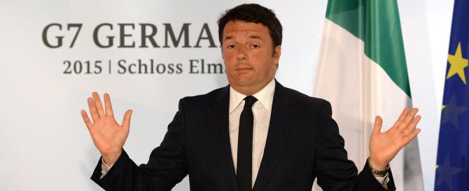 """Renzi lo mette nero su bianco: """"Ci prenderemo cura di tutti gli immigrati"""""""