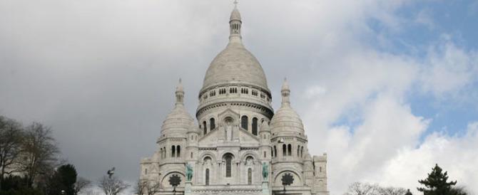 Parigi: il Sacro Cuore  e un treno nel mirino del terrorista arrestato
