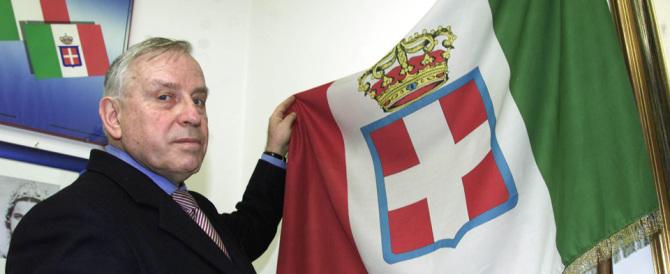 Addio a Sergio Boschiero: idealità e coerenza morale di un monarchico