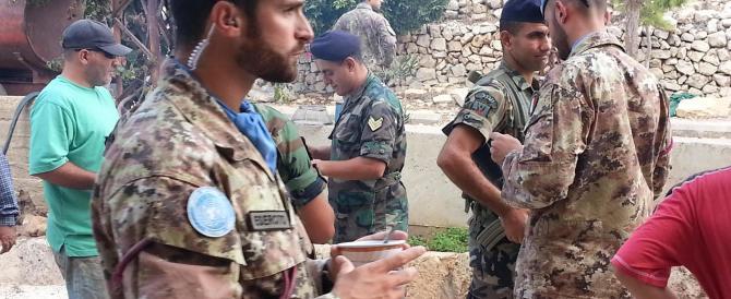 """""""Italia in guerra, i nostri soldati in prima linea contro l'Isis su richiesta di Obama"""""""