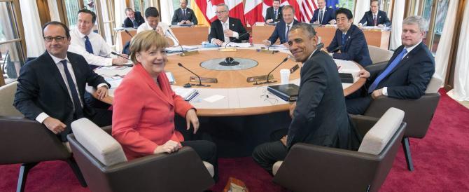 G7, nuovo attacco degli Usa a Mosca. Putin: ora basta, ci difenderemo