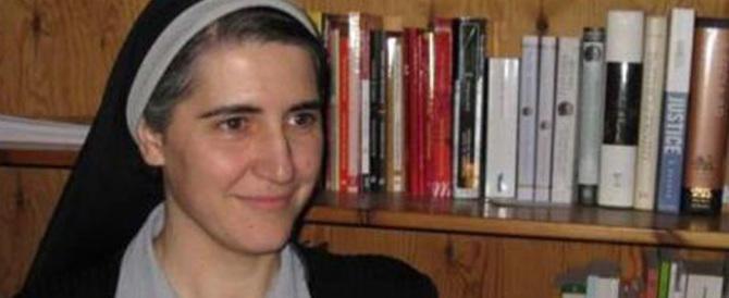 """La """"compagna"""" Suor Teresa lascia la clausura: guiderò la sinistra spagnola"""
