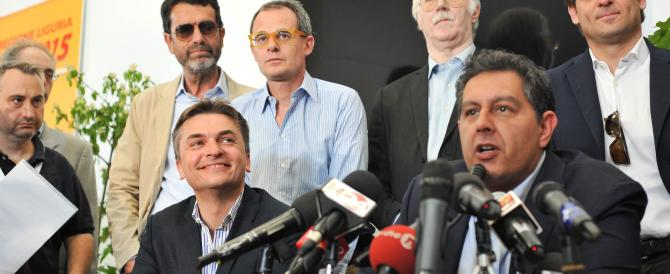 Tutti esterni gli assessori in Liguria? Toti gioca la carta della novità