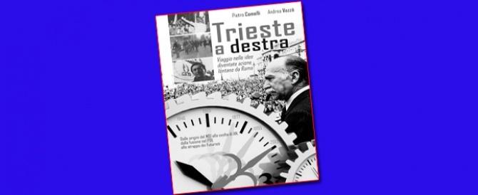 Il Msi a Trieste, quando i ragazzi e le ragazze portavano il nero…