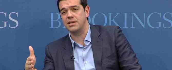 """Grecia pronta al """"no"""" e la Germania prepara un piano di emergenza"""
