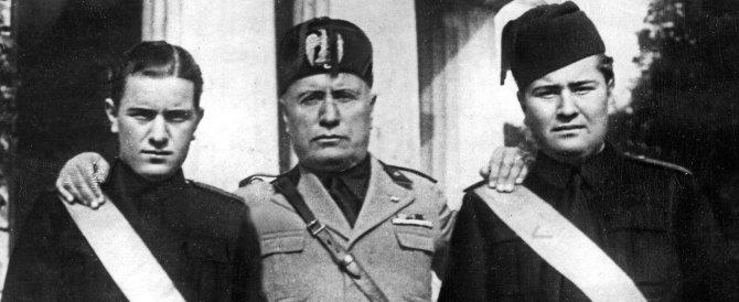 Il 13 giugno '97 la morte di Vittorio Mussolini, nel silenzio e nella dignità