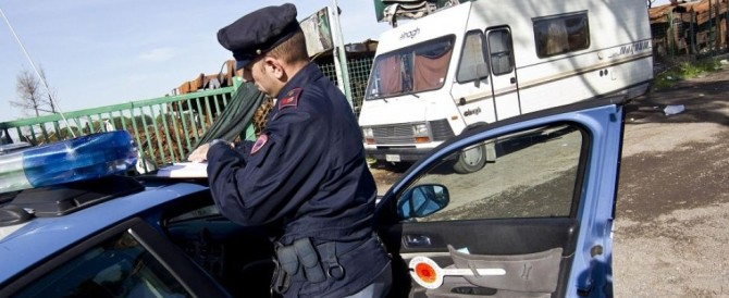 Truffavano e derubavano anziani in tutta Italia. Arrestati quattro nomadi