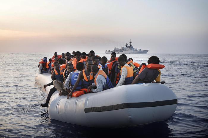 immigrati naufragio