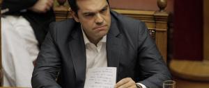 Tsipras traditore? Per la metà degli italiani l'Europa è troppo esosa