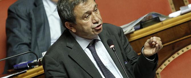 Azzollini, il Senato dice no all'arresto. Salvato dal Pd e dal voto segreto