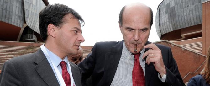 Bersani attacca Renzi: «Ridurre le tasse, ma non tirare volata alla destra»