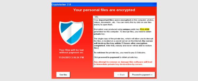 """Così sette hacker hanno truffato il Tribunale di Trento con """"Cryptolocker"""""""