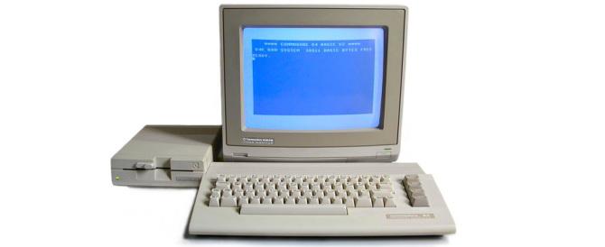 Resuscita il caro vecchio Commodore: il papà dei pc rivive in un telefonino