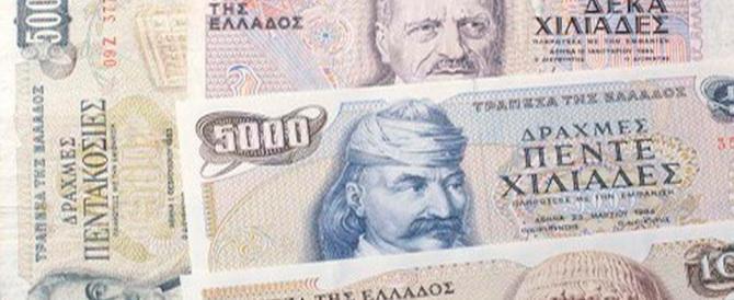 Grexit, e poi? Tornare alla dracma è comunque difficile. Ecco perché