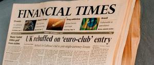 """Il """"Financial Times"""" scettico su Renzi: «Ma quand'è che farà sul serio?»"""