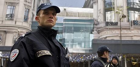 francia furto esplosivo