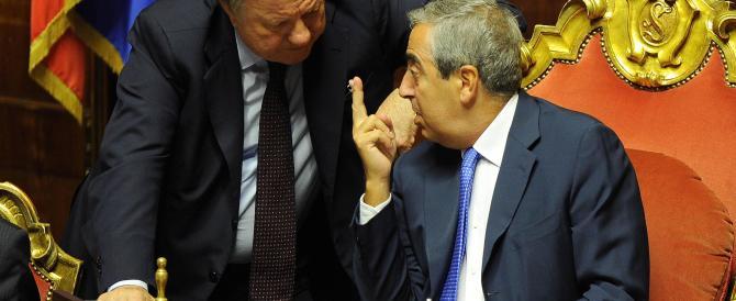 Gasparri: «Sul ddl Rai più poteri al cda oppure votiamo contro»