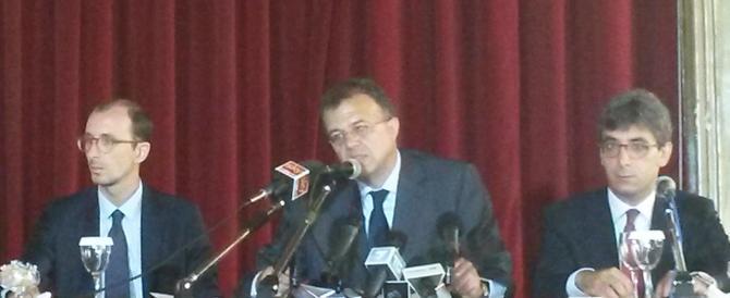 Querela record: Crocetta chiede dieci milioni di danni all'Espresso