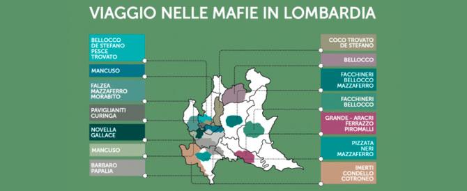 'Ndrangheta a Milano: 40 condannati tra imprenditori e capoclan