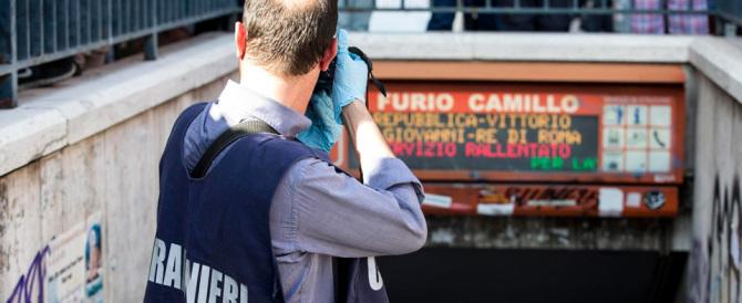 *** Flash – Tre indagati per la morte del bambino nella metropolitana di Roma