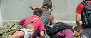 Carabiniere picchia No Tav: dovrà scontare una pena ai Servizi sociali