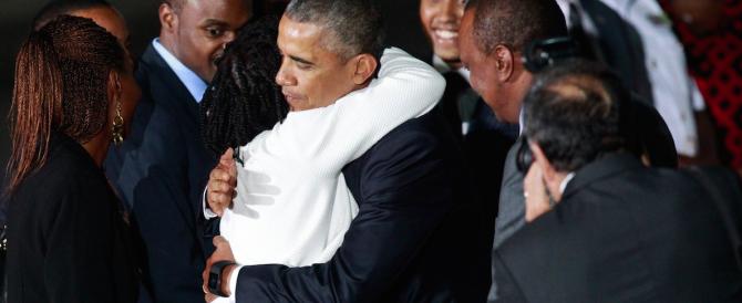 Obama in Kenya fa l'ottimista: «L'Africa corre, la povertà diminuisce»