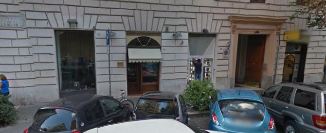 Tragica rapina nel centro di Roma: ucciso un gioielliere di 70 anni