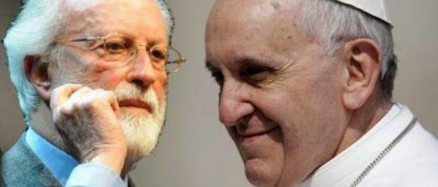 Non ditelo a Scalfari: l'inviato di Repubblica via dal volo del Papa