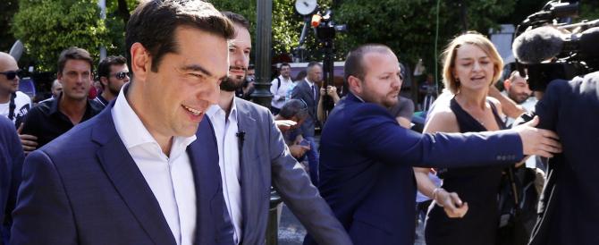 Tsipras ha un piano pronto. Gli Usa all'Ue: compromesso necessario