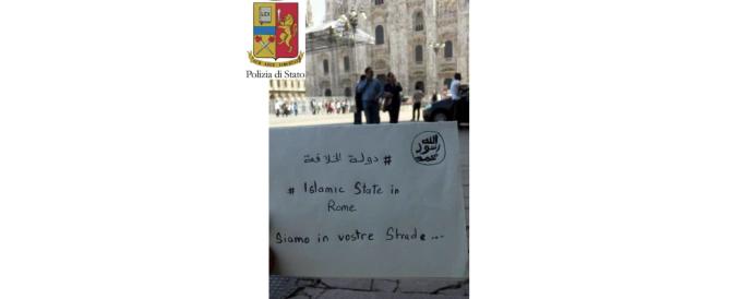 Isis, due terroristi arrestati a Brescia. Erano in Italia da anni