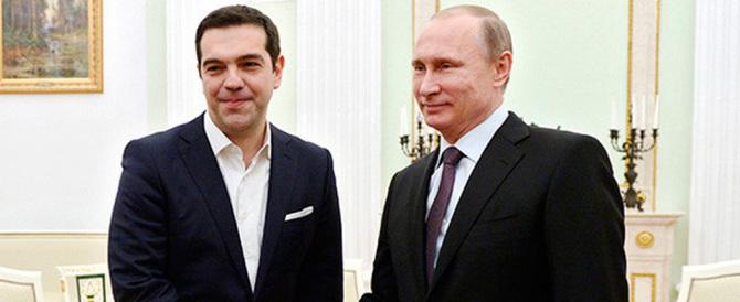 Grecia fuori dall'euro? I risvolti  geopolitici che spaventano la Nato