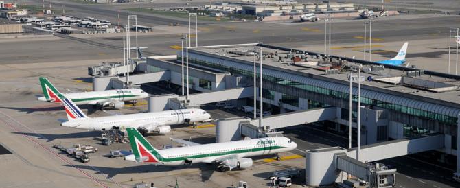 Fiumicino a rischio: Alitalia minaccia di investire altrove