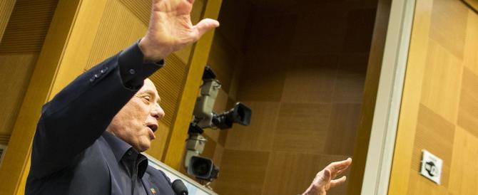 E adesso Berlusconi ripensa alla grande coalizione insieme a Renzi