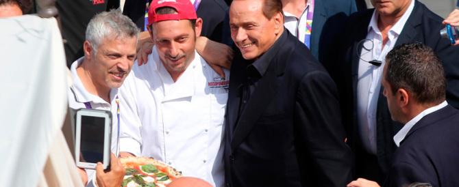 Berlusconi all'Expo: «L'ho voluto io». Ma frena sulla candidatura a sindaco