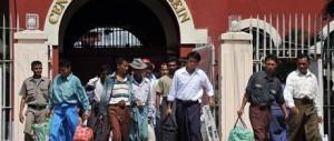 """Birmania """"umanitaria"""", grazia del presidente per quasi 7000 prigionieri"""