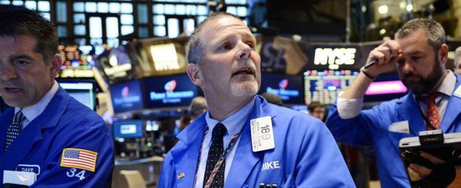 11 Settembre informatico negli Usa. Bloccata la Borsa e le linee UA