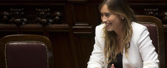 Intercettazioni, Renzi manda la Boschi a difenderlo ma lei annaspa