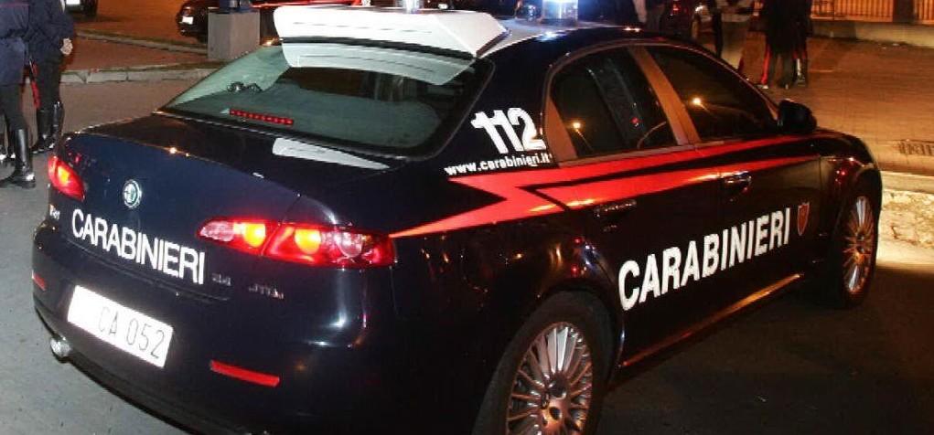 carabinieri baby gang
