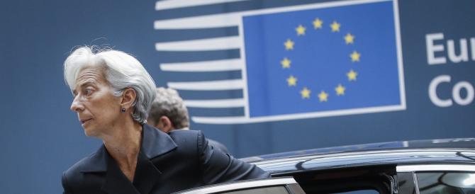 Intervento del Fmi a sostegno di Atene: pronti ad aiutare la Grecia