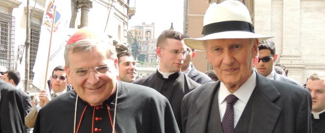 La scomparsa di Coda Nunziante: fu tesoriere del Msi negli anni difficili